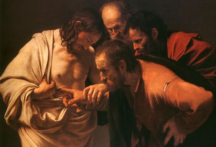 BLCF: Incredulity of St Thomas