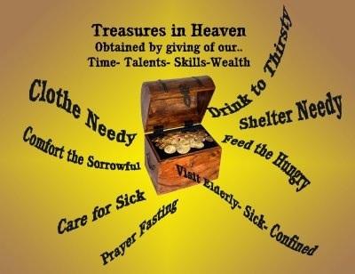 BLCF: Heavenly_Treasures
