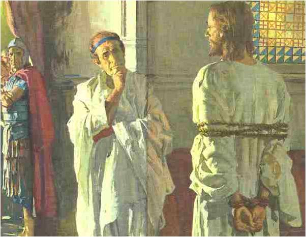 BLCF: Jesus_and_Pilate