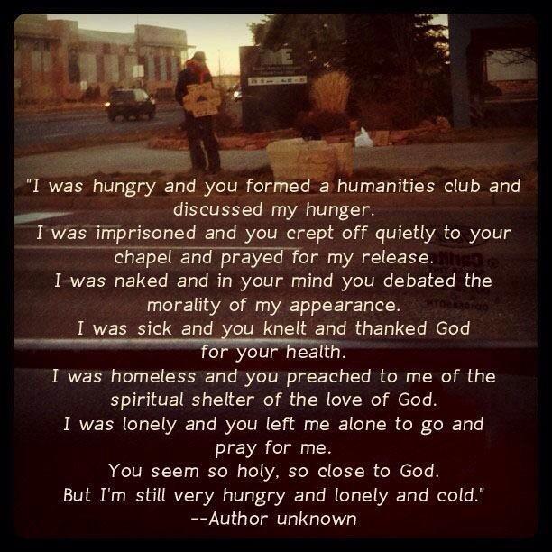 BLCF: Matthew 25_31-46 Paraphrased
