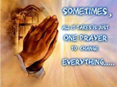 BLCF: prayer-changes-everything