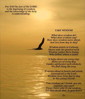 BLCF: Proverbs_9_10
