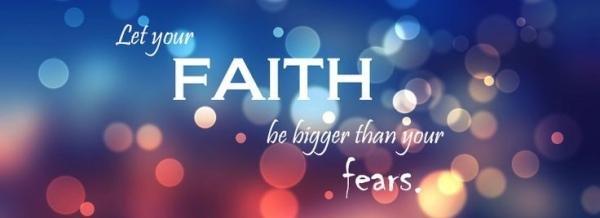 BLCF: faith bigger than fear
