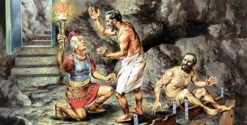 BLCF: Paul and Silas in Prison