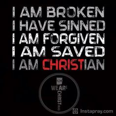 BLCF: broken_sinned_forgiven_saved