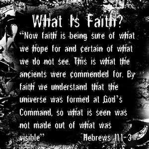 BLCF: faith-is