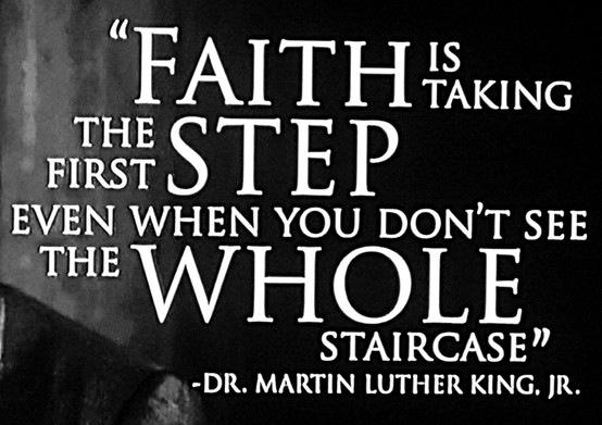BLCF: Faith-Staircase-King