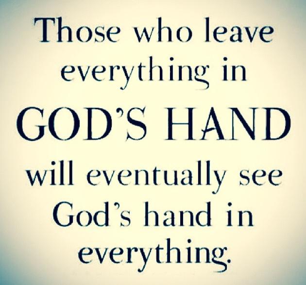 BLCF: Gods Hand