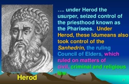 BLCF: Herod the usurper