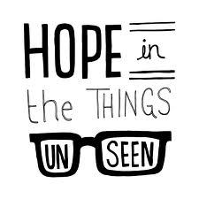 BLCF: hope in the things unseen