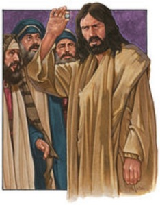 BLCF: Jesus and the Pharisees