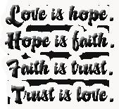 BLCF: love is hope
