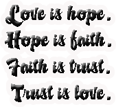 BLCF: love is hope