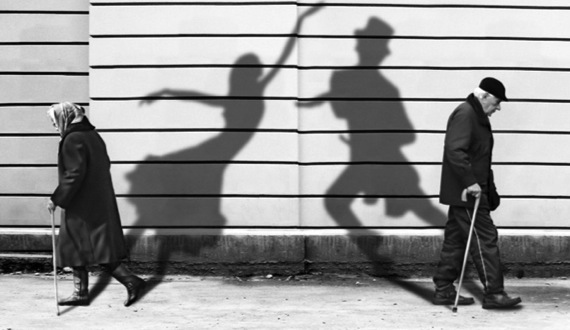 BLCF: human race shadows
