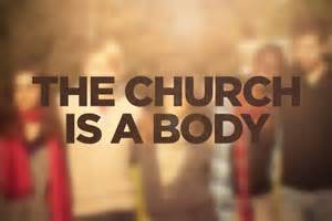 BLCF: the-church-is-a-body