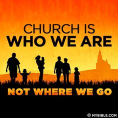 BLCF: the Church is