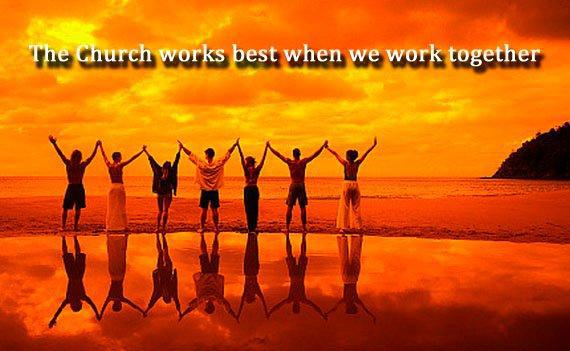 BLCF: the-church-works-best-when-we-work-together