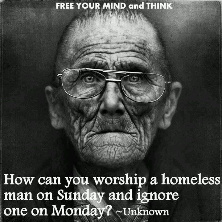 BLCF: worship_a_homeless_man_on_Sunday