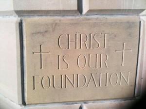 BLCF: Christ_our_foundation
