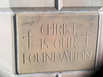 BLCF: Christ_our_foundation