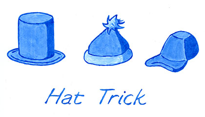 BLCF: hat-trick