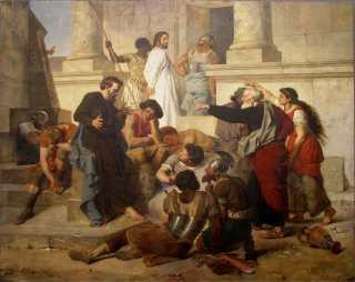 BLCF: Peter_denies_Christ