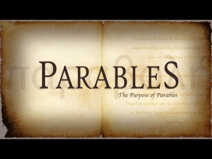 BLCF: the_purpose_of_the_Parables
