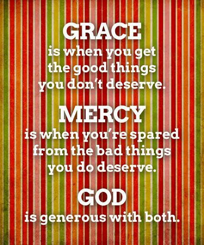 BLCF: grace-mercy