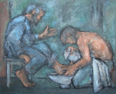 BLCF: Jesus-washing-the-disciples-feet
