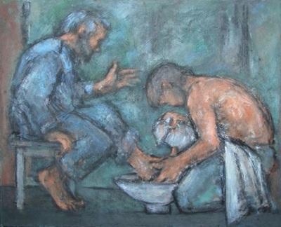 BLCF: Jesus-washing-the-disciples-feet