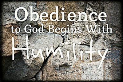 BLCF: obedience-humility