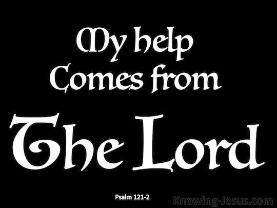 Help from the Lord is Just a Prayer Away (2/6)