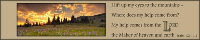 BLCF: Psalms121-1,2