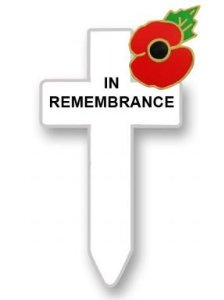 Remembrance: By Means of the Poppy and the Cross (2/6)