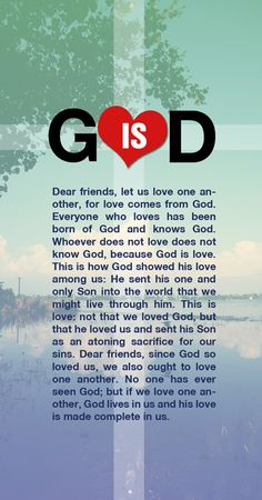 BLCF: God_is_Love