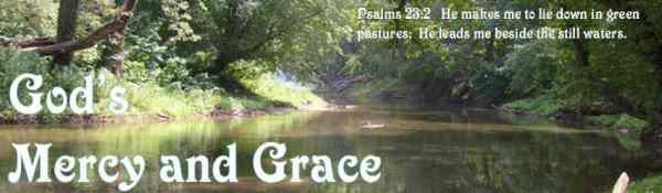 BLCF: Gods mercy and Grace