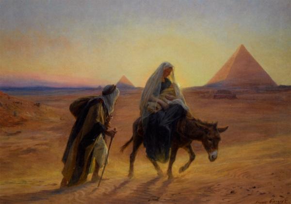 BLCF: Jesus-in-Egypt
