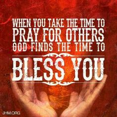 BLCF: Pray_for_Others