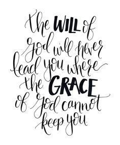 BLCF: the_Grace_of_God_will_lead_you