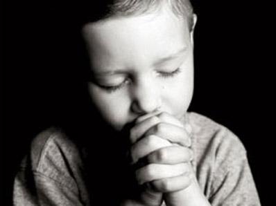 BLCF: Boy Praying