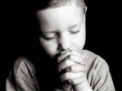 BLCF: Boy Praying