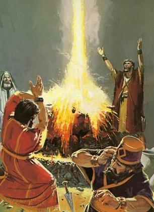 BLCF: Elijah calls on God