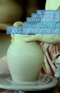 BLCF: God transforms us