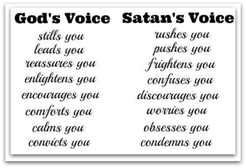 BLCF: Gods voice
