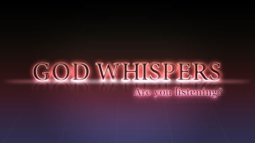 BLCF: God_Whispers