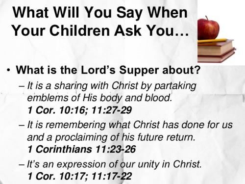 BLCF: communion-when-your-children-ask-you-