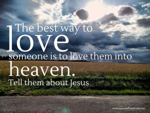 BLCF: best way to love someone