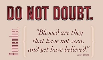 BLCF: do not doubt