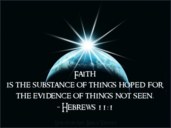 BLCF: Faith - Hebrews 11_1