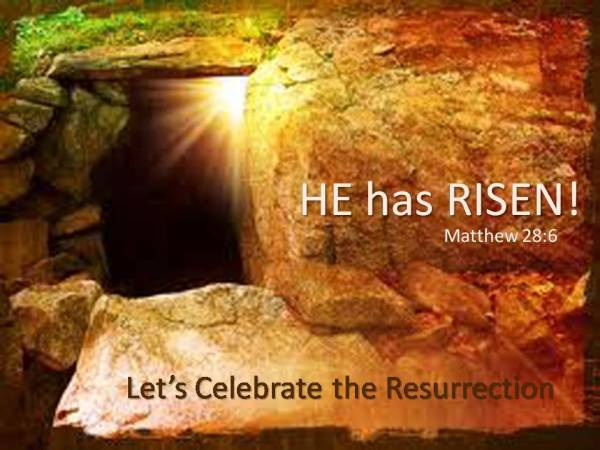 BLCF: He is Risen
